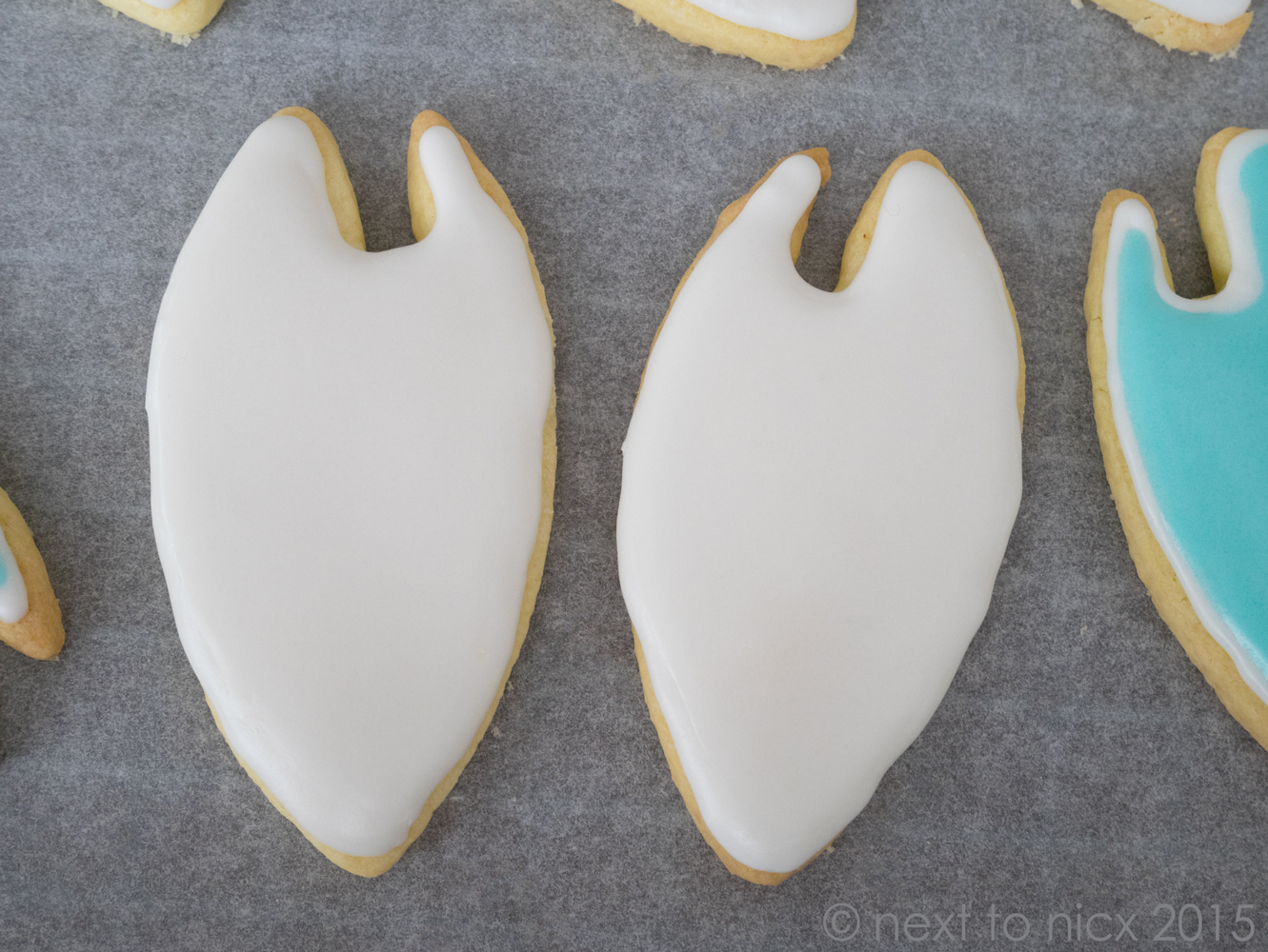BUNNY EAR VANILLA SUGAR COOKIES