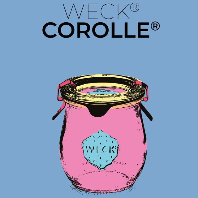 bocaux weck corolle