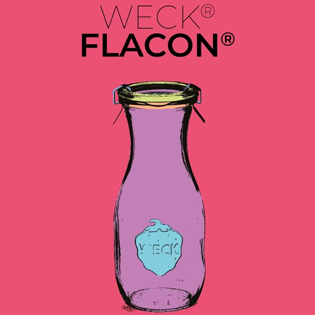 weck flacon