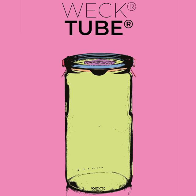 weck tube